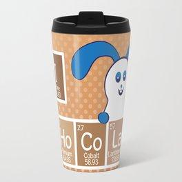 Ernest | Likes Chocolate Travel Mug