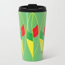 Nature Colorful Leaves Travel Mug
