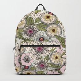 Australian garden chalk Backpack