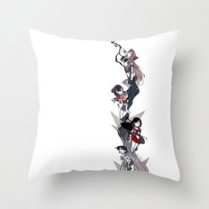 Dream of a Normal Life Throw Pillow