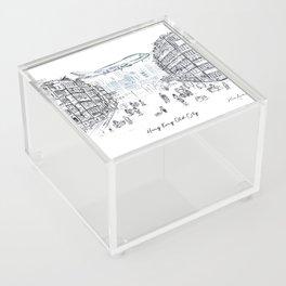 Hong Kong Old Kowloon City Acrylic Box