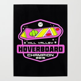 hoverboard Poster