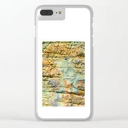 Rock Cunei Clear iPhone Case