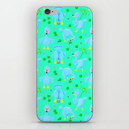 Silly Dodo's iPhone Skin