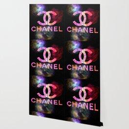 Fashion Colored Smoke Wallpaper