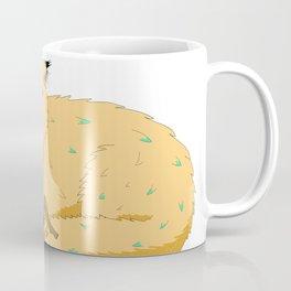 Old Cheeky Cat Coffee Mug
