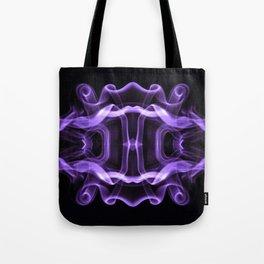 Abstract smoke Tote Bag