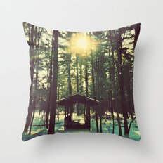 Until the Sun Doesn't Shine Throw Pillow