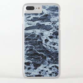 Iceland Waters Clear iPhone Case