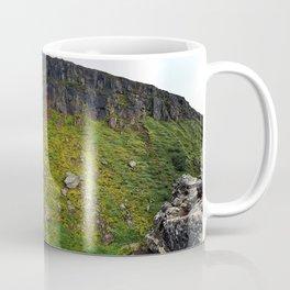 Fardagafoss, Egilsstadir, East Region, Iceland (1) Coffee Mug