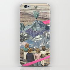 Rocks iPhone & iPod Skin