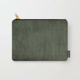 dark green vintage grunde Carry-All Pouch