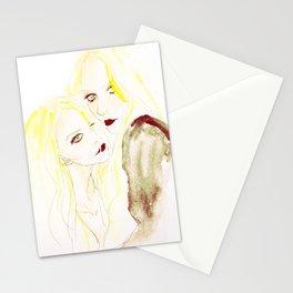 Mary-Kate & Ashley Olsen Stationery Cards