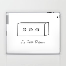 The Little Prince, box Laptop & iPad Skin