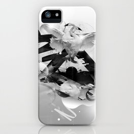 A moment of Lightness iPhone Case