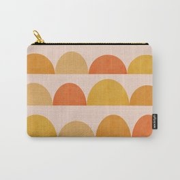 Abstraction_Mountains_Landscape_Minimalism_001 Carry-All Pouch