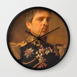 Noel Gallagher Oasis Wall Clock