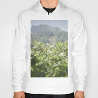 wine Hoodies featuring Wine Country by Pure Nature Photos