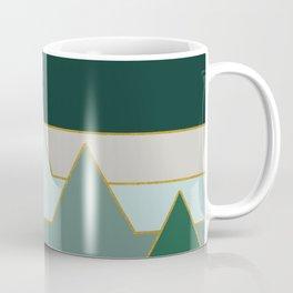 Green Mountains #society6 #decor #buyart Coffee Mug