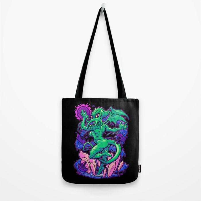 CTHULHIA Tote Bag