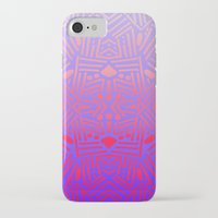 bali iPhone & iPod Cases featuring Bali (Ombre) by Jacqueline Maldonado