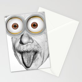 mixed einstein Stationery Cards