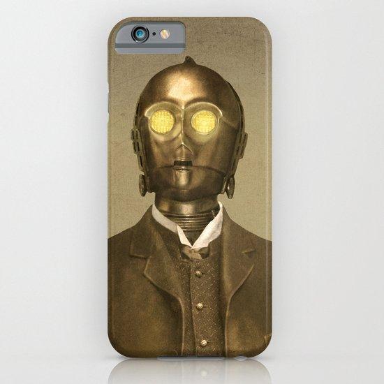 Baron Von Three PO - square format iPhone & iPod Case