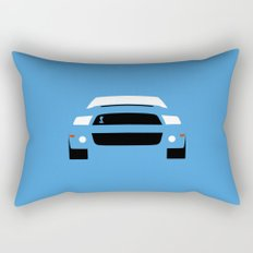 Ford Mustang Shelby GT500 ( 2013 ) Rectangular Pillow