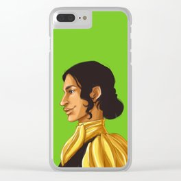 The Ambassador Clear iPhone Case