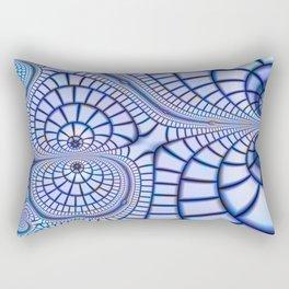 Crosseyed Rectangular Pillow