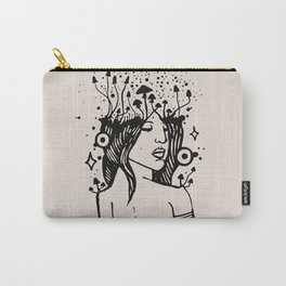 Queen of Spores Carry-All Pouch