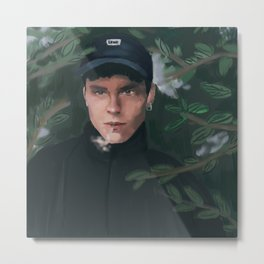 Aron Piper (Elite) Metal Print