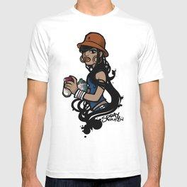 Spray Queen (Alternate T-shirt Version) T-shirt