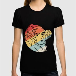 Vintage Retro Computer Science & Programming - Ada Lovelace T-Shirt T-shirt