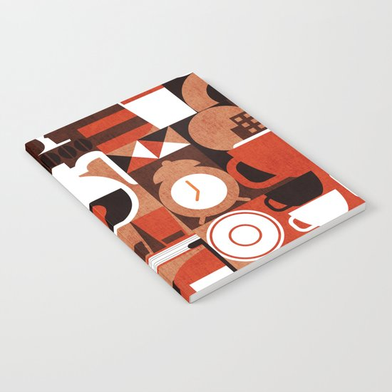 Coffee Story Notebook