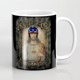 Hot Rod Jesus Coffee Mug