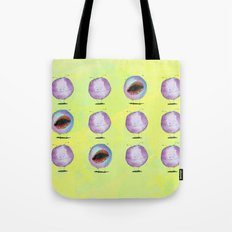 Mighty Bitey Tote Bag