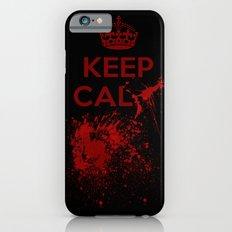 Keep calm? Slim Case iPhone 6s