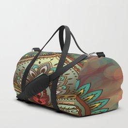 Beautiful Symbolic Design Duffle Bag