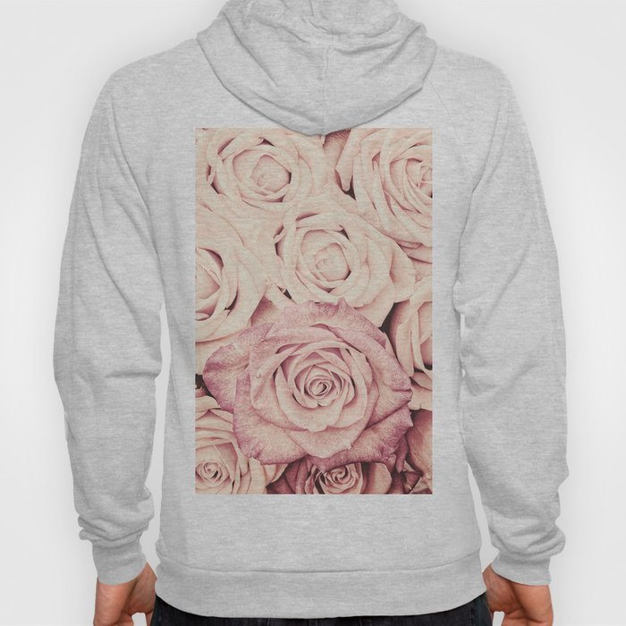 Some people grumble I Floral rose roses flowers pink Hoody