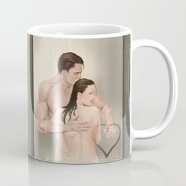 steamy picture Coffee Mug