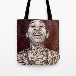 Wiz Khalifa Tote Bag