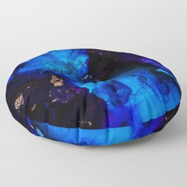 Star of the Shards Floor Pillow