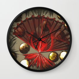 The Memory of Desire Wall Clock