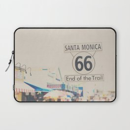 the end of route 66 ... Laptop Sleeve