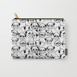 Oh Pugs Carry-All Pouch