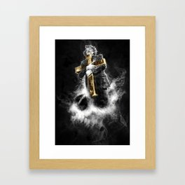 Father Malone Framed Art Print