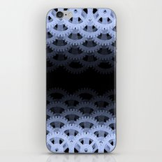 OBEY THE COG iPhone & iPod Skin