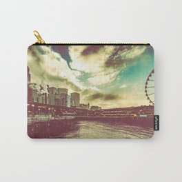 Seattle Pike Place Market Pier 57 Carry-All Pouch