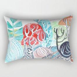 A Study in Nature Rectangular Pillow
